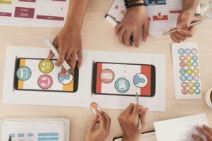 Desarrollo de apps aplicaciones - Iconos